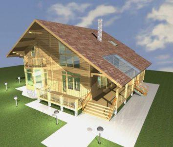 Экология деревянного дома