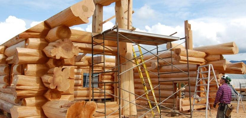 Выбор пиломатериала для строительства дома